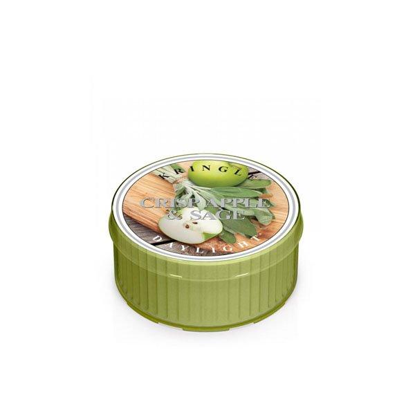 wosk zapachowy od Kringle Candle, prezent, świeca zapachowa, prezent, upominek, świeczki, zapachy, aromaty, jabłko, jabłka, zioła, mięta, eukaliptus, odprężenie