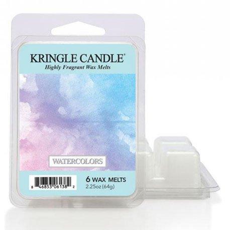wosk od kringle candle, , kringle, świeca zapachowa, relaks, odpoczynek, prezent, upominek, świeże, czystość, bańki, lato, wiosna, relaks