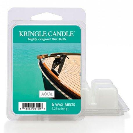 wosk od Kringle Candle, świeże, tropikalna wyspa, woda, morze, męski perfum, , kringle, świeca zapachowa, relaks, odpoczynek, prezent, upominek,