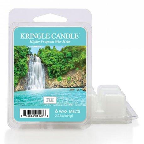 wosk od Kringle Candle, , kringle, świeca zapachowa, relaks, odpoczynek, prezent, upominek, tropikalny zapach, morze, owoce, słodkie, świeże