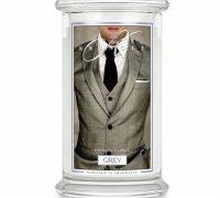 Świeca duża, gentelmen, prezent, upominek, hit, bestseller, świeca zapachowa, piżmo, męski zapach, fifty shades of grey