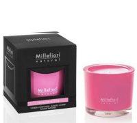 jasmine ylang świeca millefiori natural