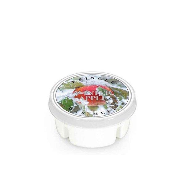 wosk zapachowy od Kringle Candle, prezent, świeca zapachowa, prezent, upominek, świeczki, zapachy, aromaty, jabłko, mięta,, świeże, relaks, odpoczynek, las, święta
