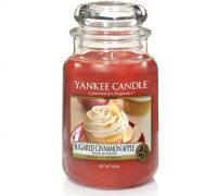 sugared cinnamon apple duża yankee candle