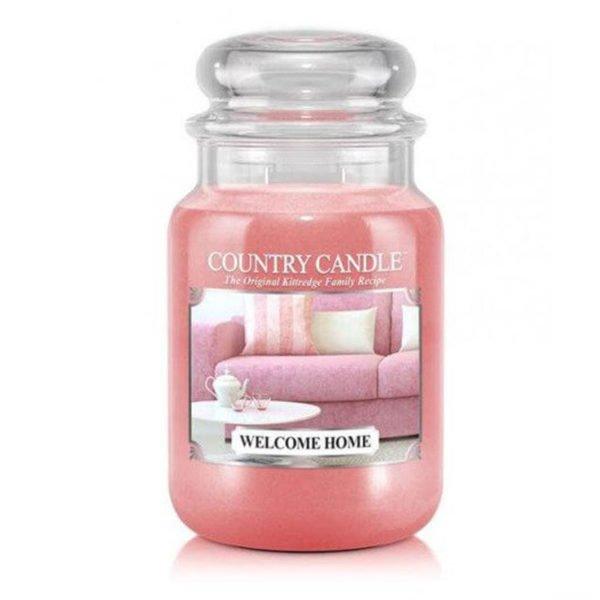 Duża świeca od Country Candle, duża świeca kringle candle, kringle, świeca zapachowa, relaks, odpoczynek, prezent, upominek, , herbata, cynamon, nuty korzenne