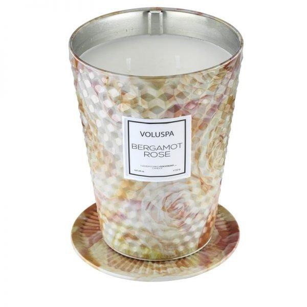świeca, świece luksusowe, wosk kokosowy, luksusowy wosk, elegancki, unikatowy, piękny zapach, bogato, prezent, upominek, prezent na ślub, pomysł na prezent, damskie perfumy, kwiat pomarańczy, wanilia, żółta róża, róża