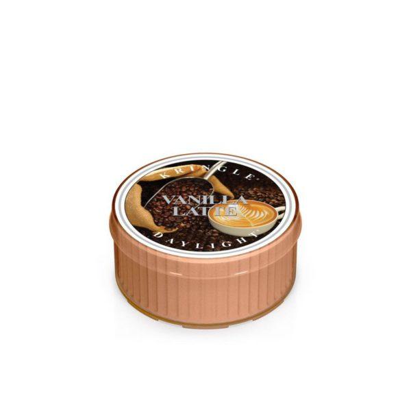 mini świeczka, daylight, wosk zapachowy od Kringle Candle, prezent, świeca zapachowa, prezent, upominek, świeczki, zapachy, aromaty, wanilia, kawa, słodkie, słodka kawa, latte, vanilla
