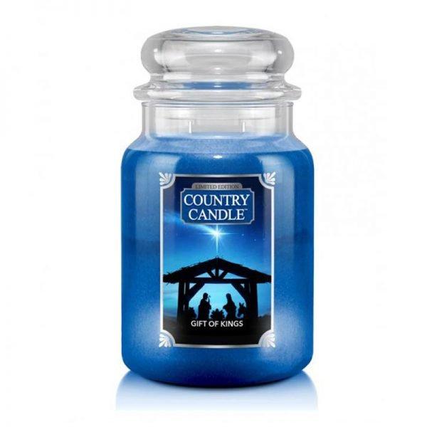Świeca duża od Country Candle, prezent, świeca zapachowa, urokliwy zapach, wosk, wosk zapachowy, prezent, upominek, paczula, piżmo, kwiaty, orientalny zapach, prezent, święta, grudzień, zapach