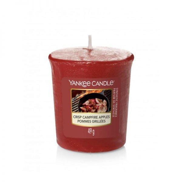 votive Yankee Candle, lato, szklany słoik, odpoczynek, relaks, paczuła, las, drzewa, relaks, prezent, upominek,jabłka, goździki, cynamon, cedr, mandarynka, ciepły zapach, jesień, zapach jesieni
